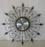Starburst Clock by Welby