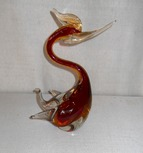 Murano Art Glass Swan