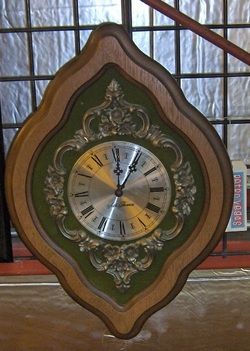 Thomas Baroque Clock