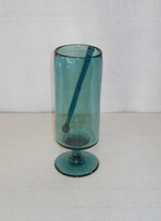 Blown Glass Cylinder