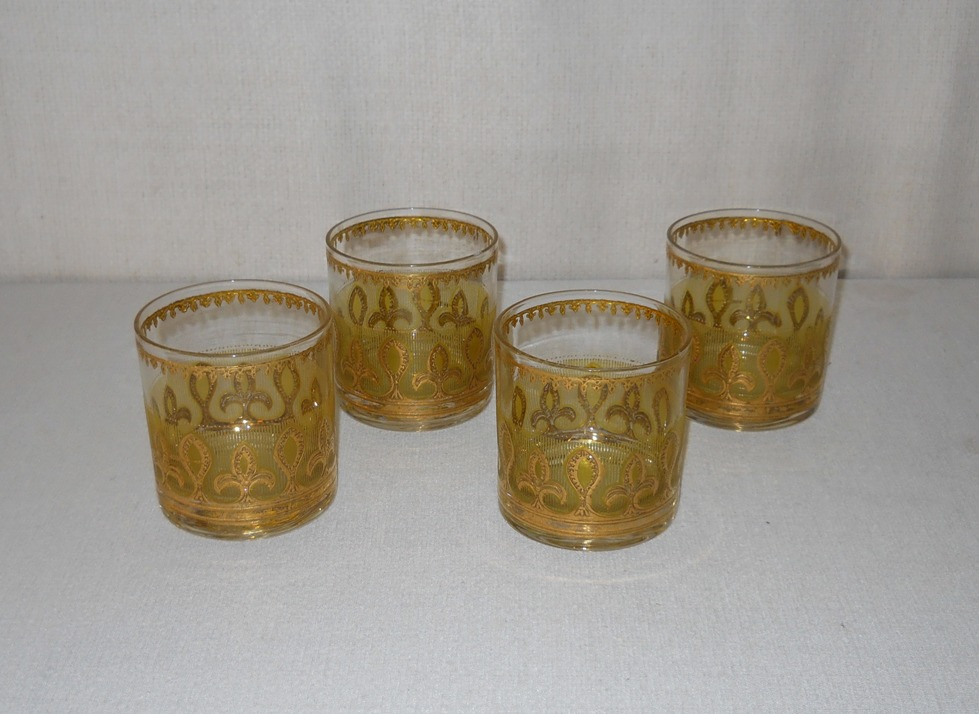 Culver Scrolls Glasses