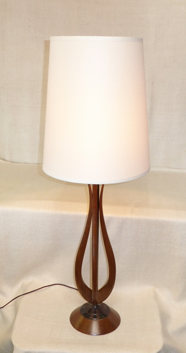 Danish Sculptural Lamp