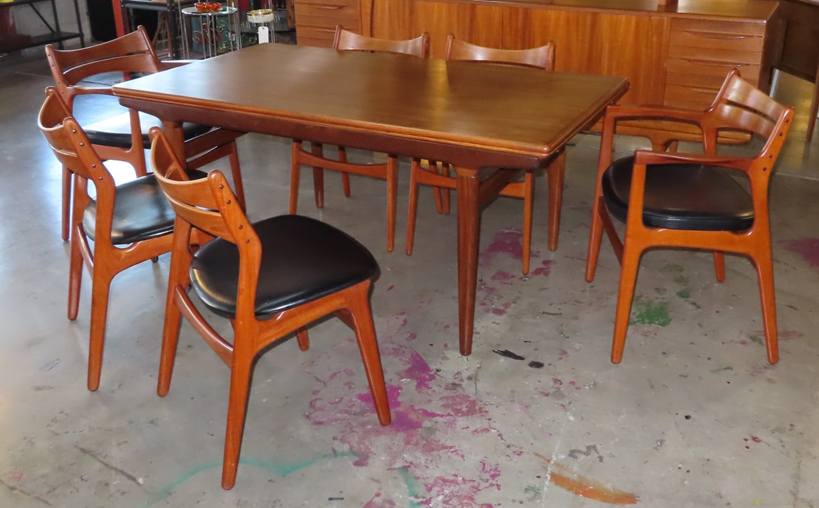 Erik Buch Model 310 Chairs
