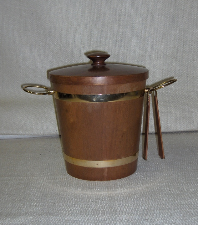 Wood Ice Bucket Japan
