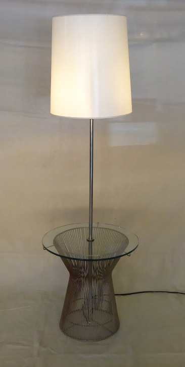 Lamp Table Platner Knoll