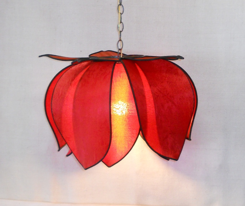 Lotus Hanging Lamp