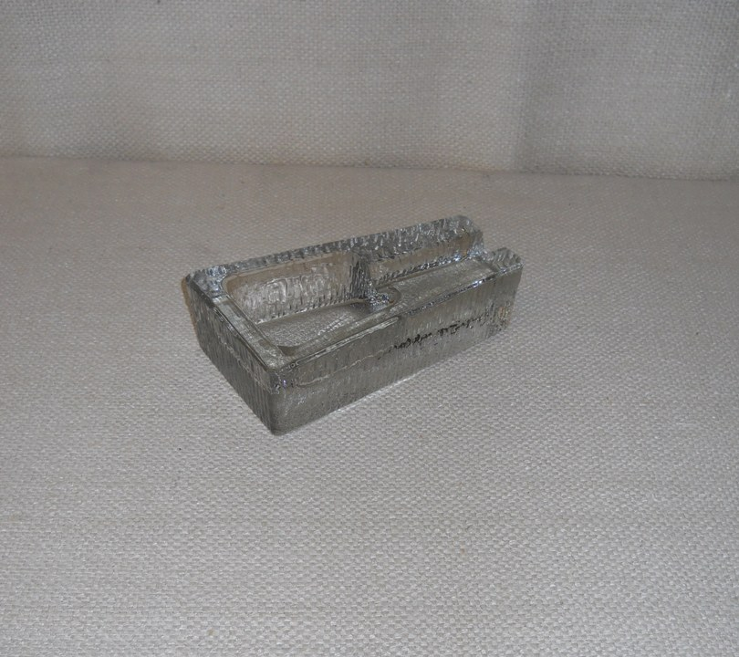 Libbey Cigar Ashtray