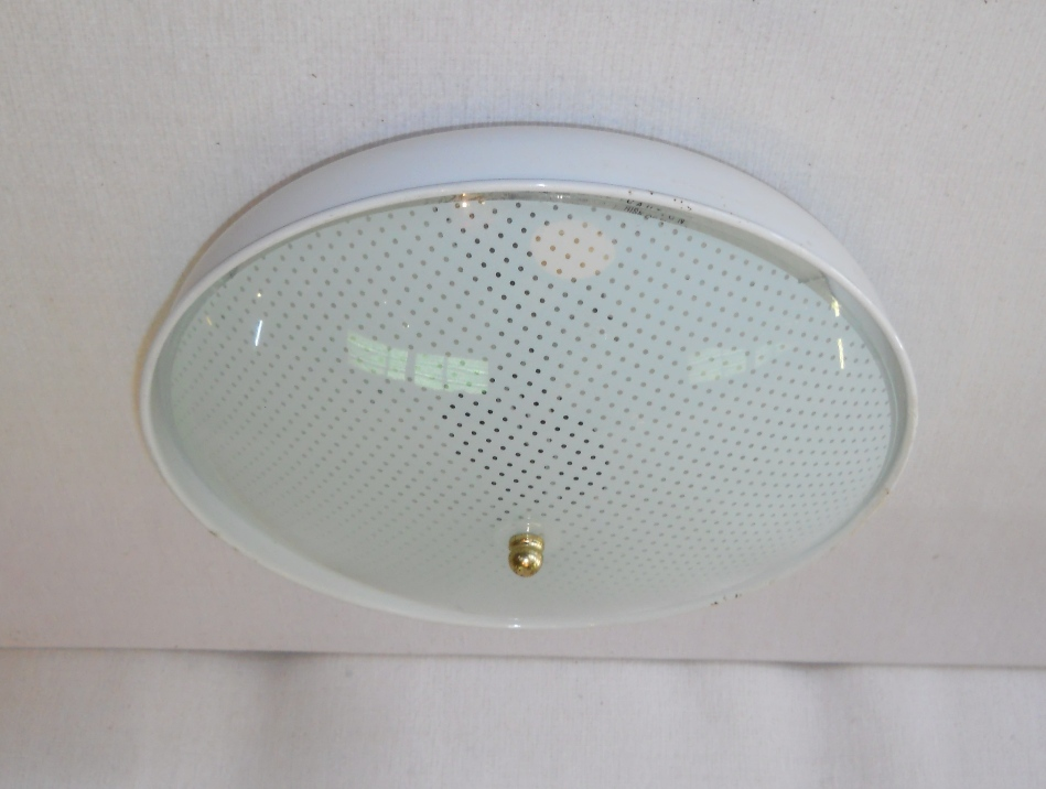 "12""-Diameter Ceiling Lamp"
