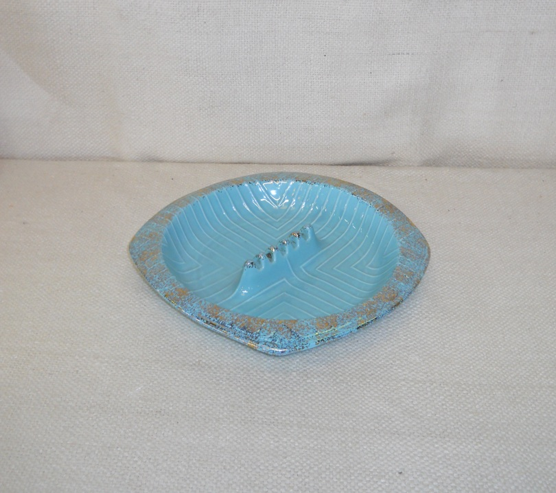 California Pottery Ashtray