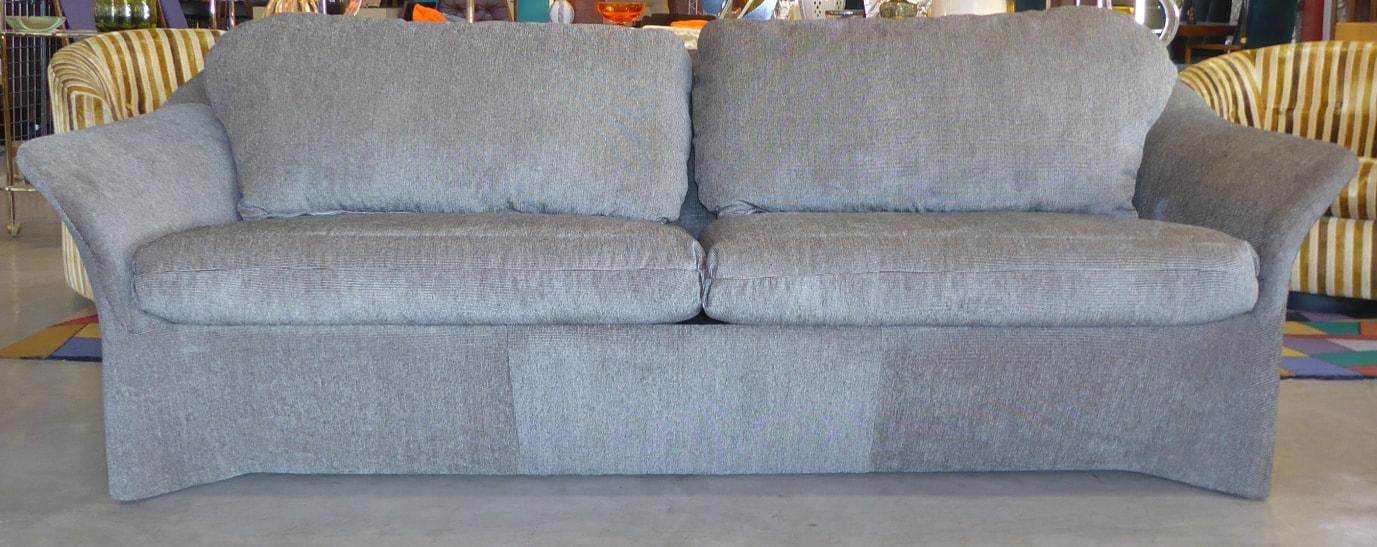 Curved Base Sofa