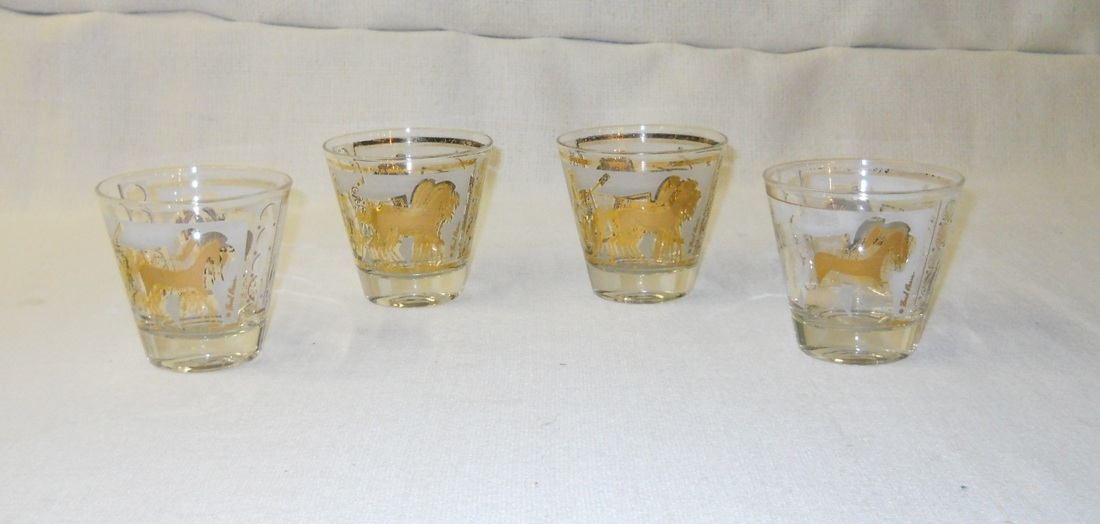 Fred Press Ball Glasses