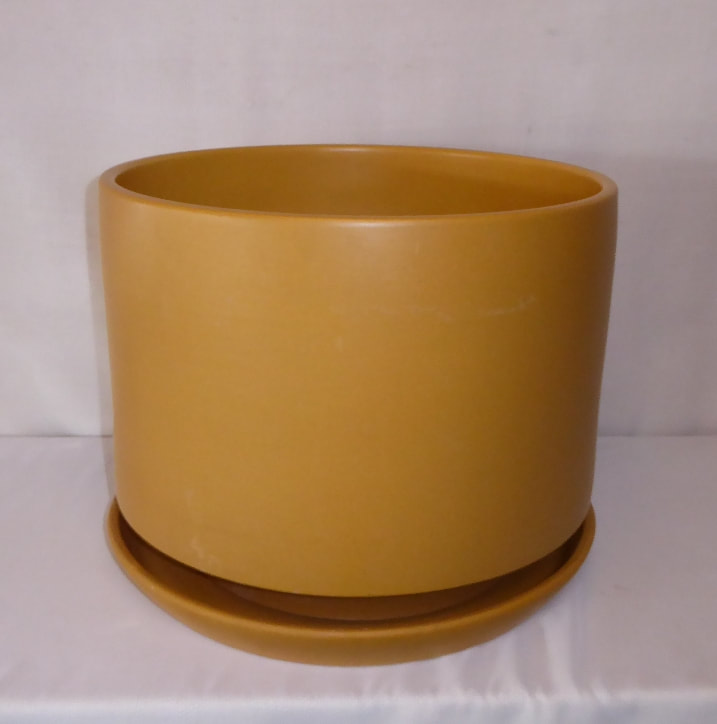 Gold 19 Gainey Planter Tray
