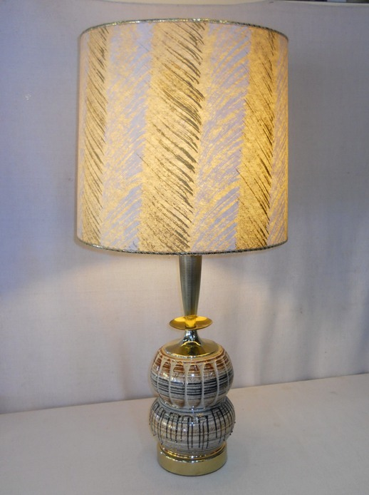Drip Glaze Table Lamp
