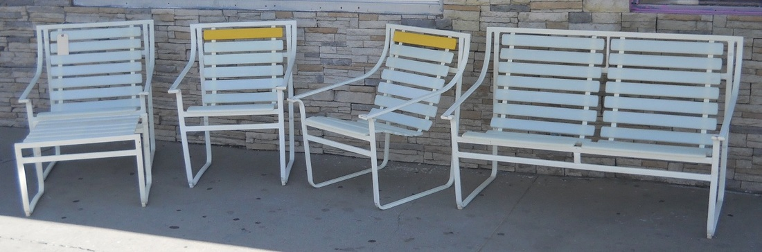 Delightful Patio Set By Samsonite