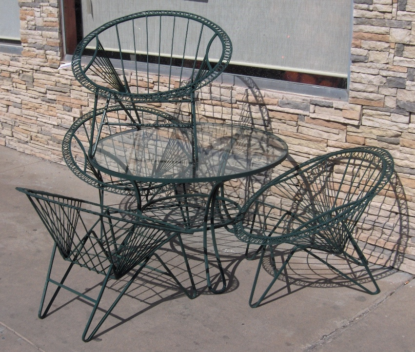 Salterini Patio Hoop Chairs