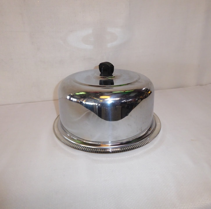 Stainless Steel Top Cake Pan