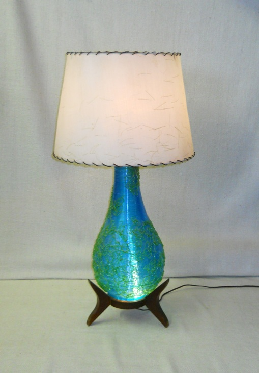 Plastic Internally Lit Lamp