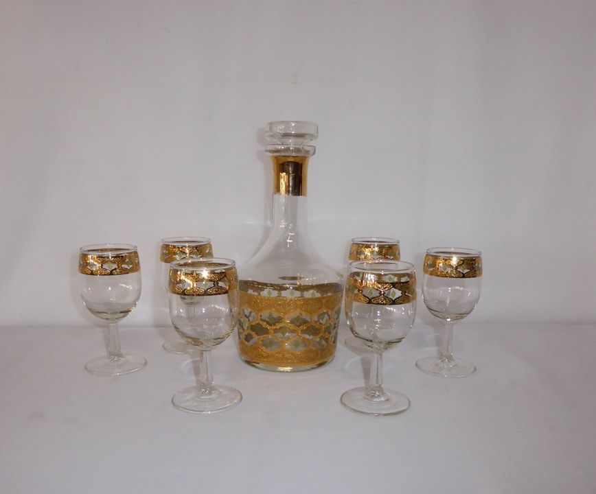 Decanter Wine Glass Culver