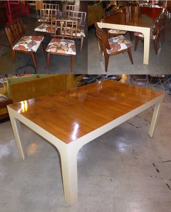 Rosewood Parsons Table