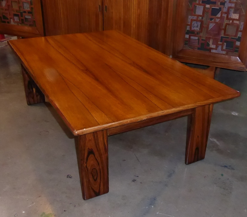 Rosewood Table Jean Gillon