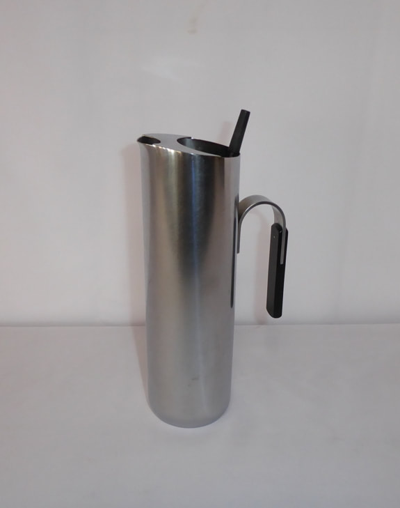 Steel Cocktail Pitcher Italy