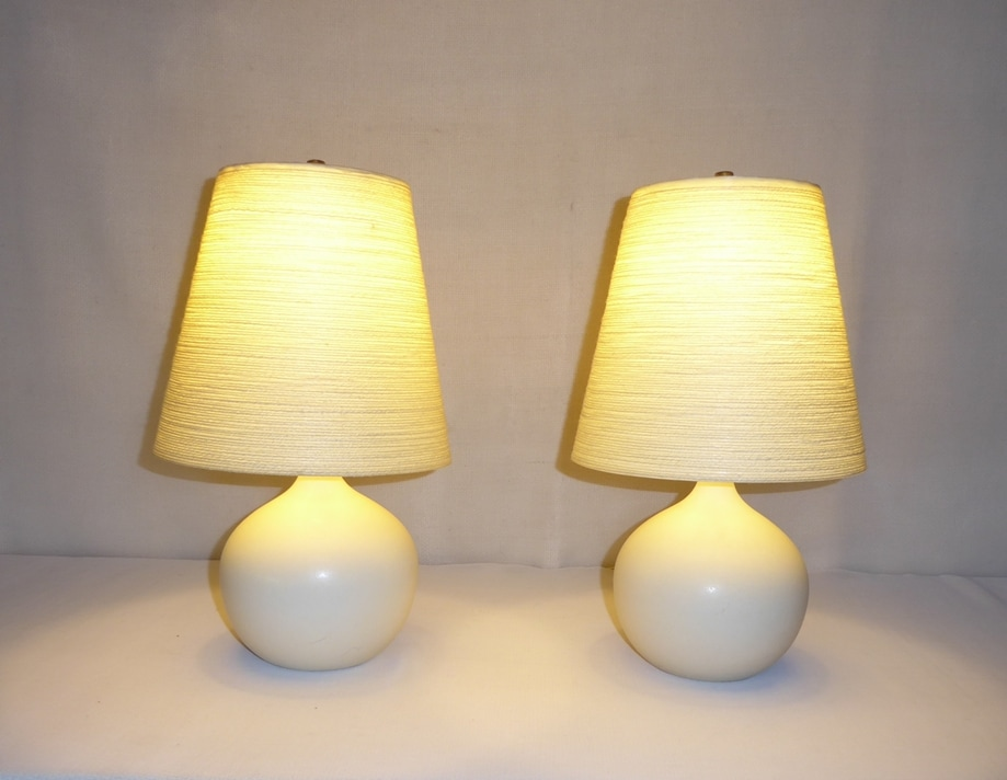 White Table Lamps Bostlund