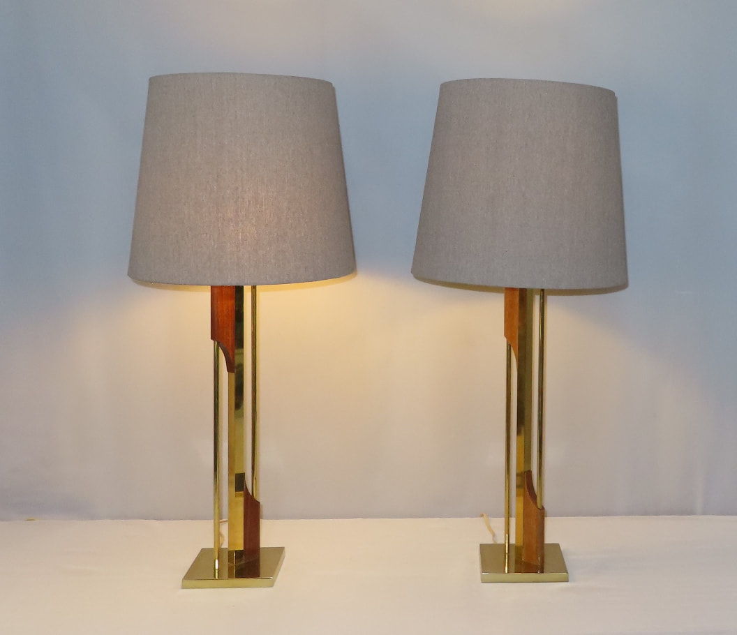 Charles Hollis Jones Lamps