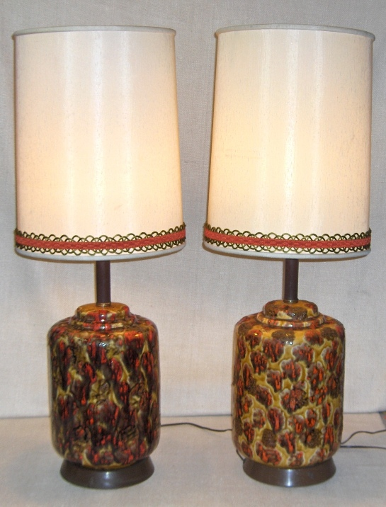 Multicolor Table Lamps