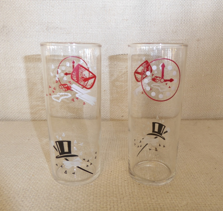 Federal Cocktail Glasses