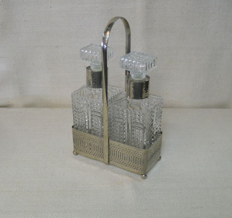 Decanters Caddy England