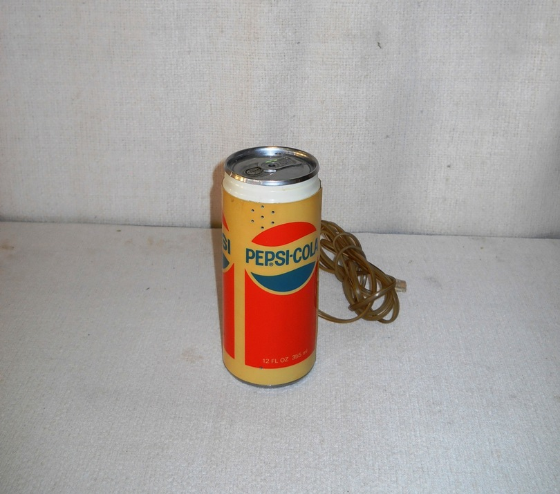 Pepsi Can Telephone