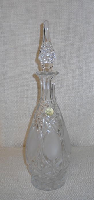 Princess House Decanter