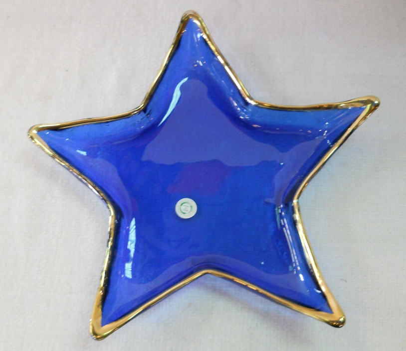 Cobalt Blue Starfish Spain