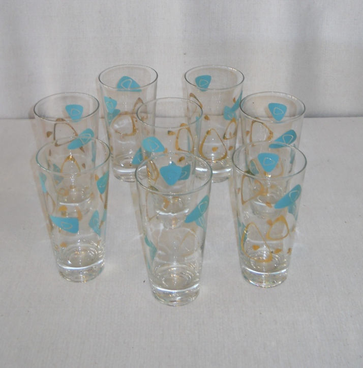 Atomic Amoeba Glasses