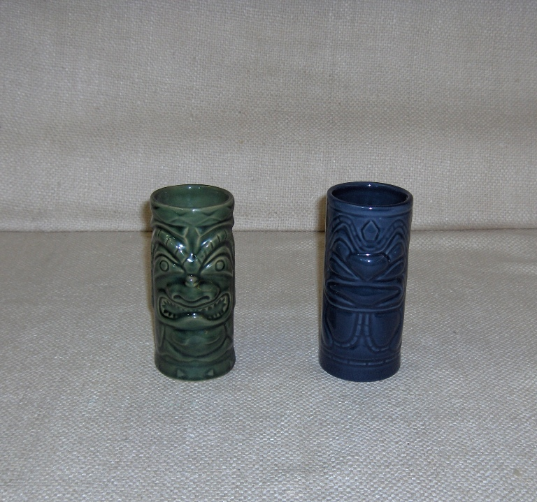 Tiki Mug Accoutrements