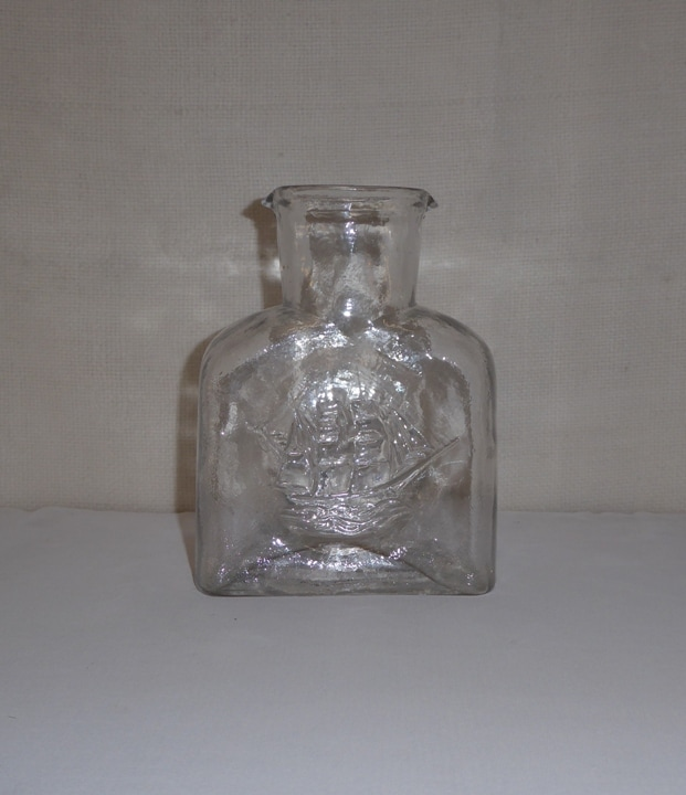 Water Bottle Kanawha Glass