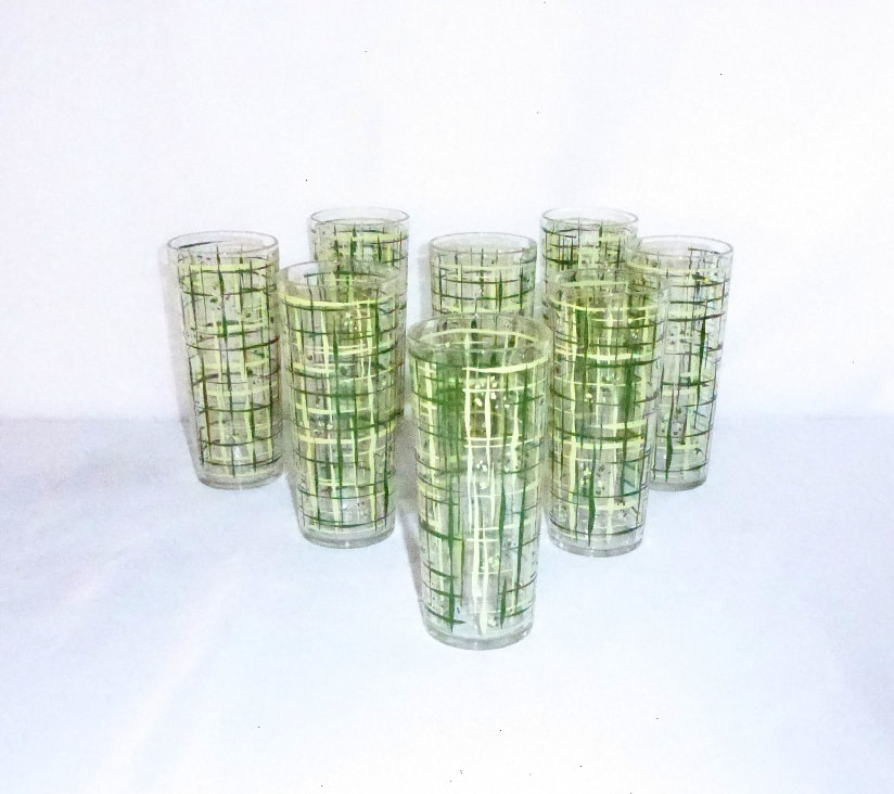 Glasses Basket Weave