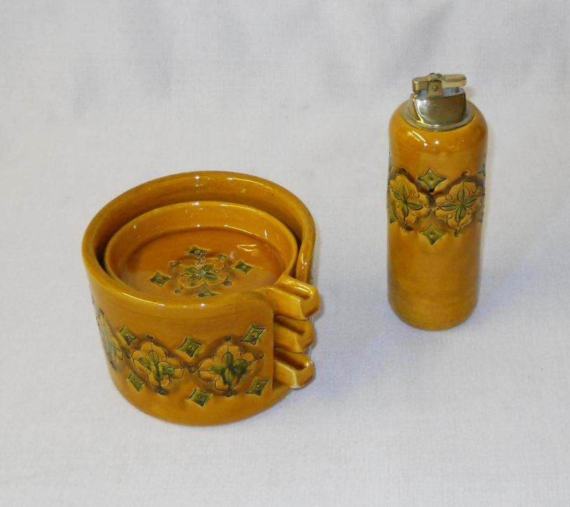 Ashtray Stack Lighter Italy