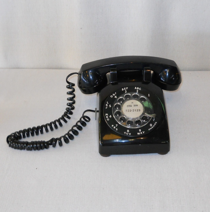 Bell System Dial Phone