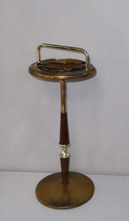 Vintage Cigar Ashtray Stand