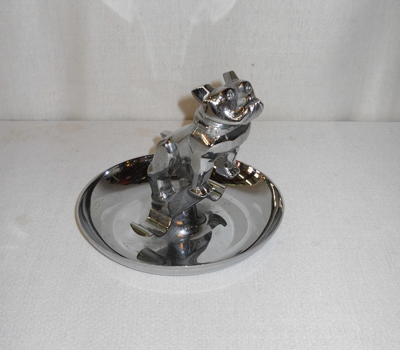 Bulldog Cigar Ashtray