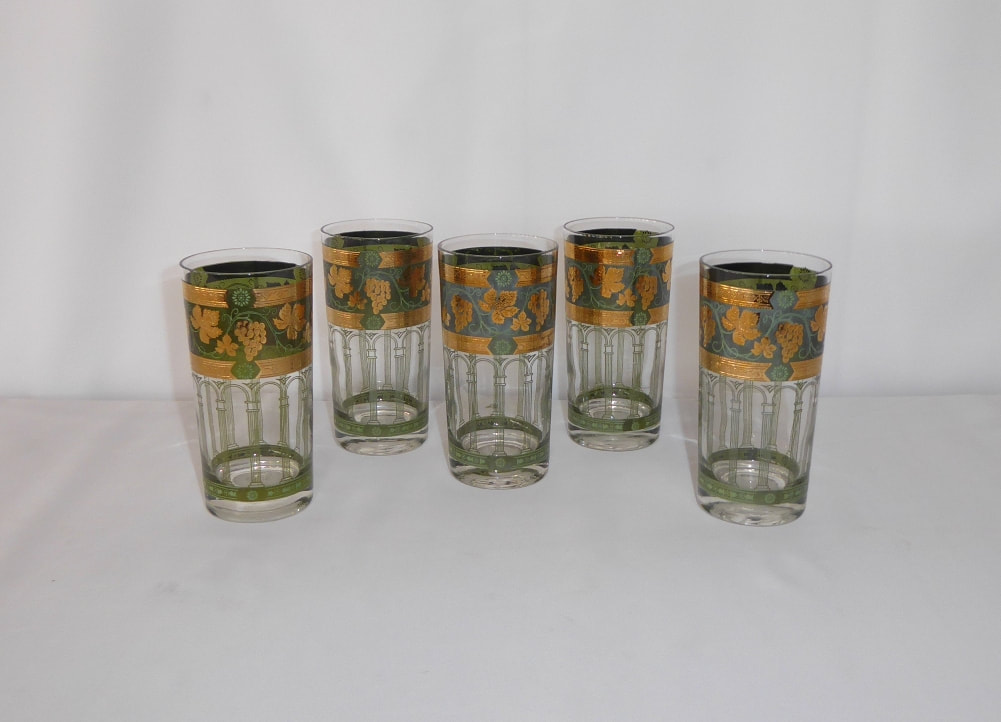 Cora Grapevine Glasses