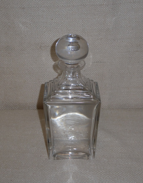 Crystal Decanter Round Ball