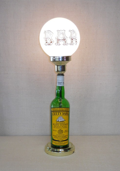 Cutty Sark Bar Lamp