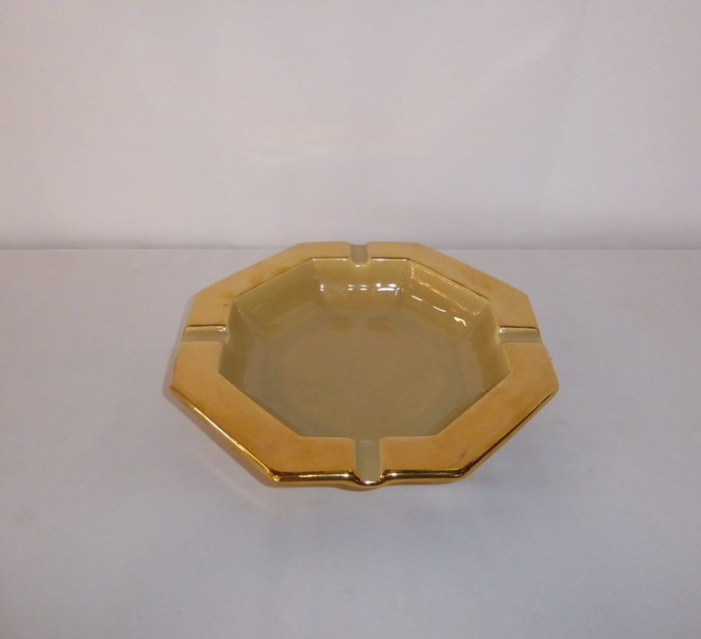 Jaru Pottery Octagon Ashtray