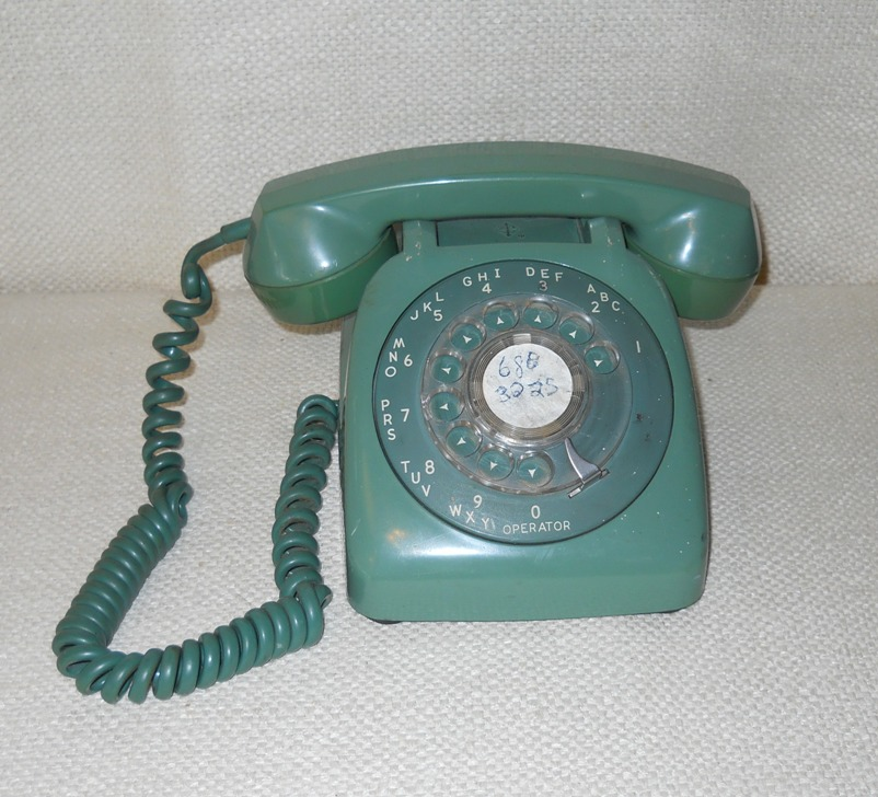 GTE Dial Telephone