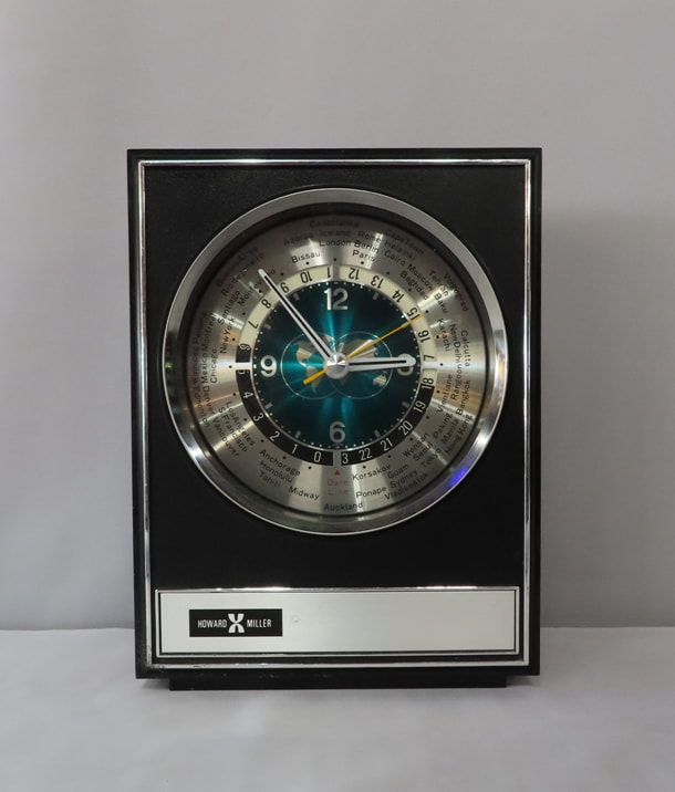 Howard Miller World Clock