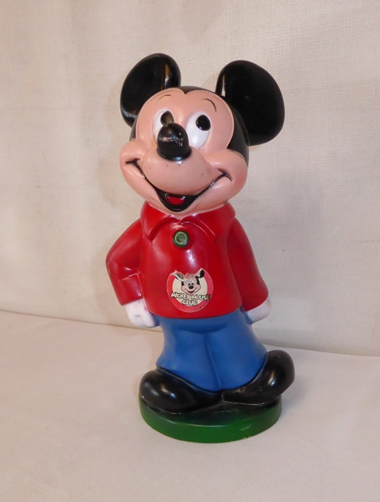 Mickey Mouse Bank Play Pal