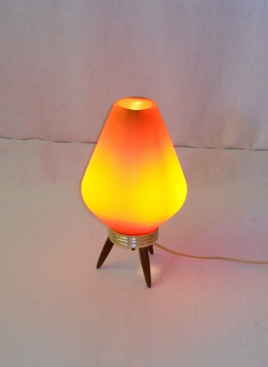 Bee Hive Atomic Lamp