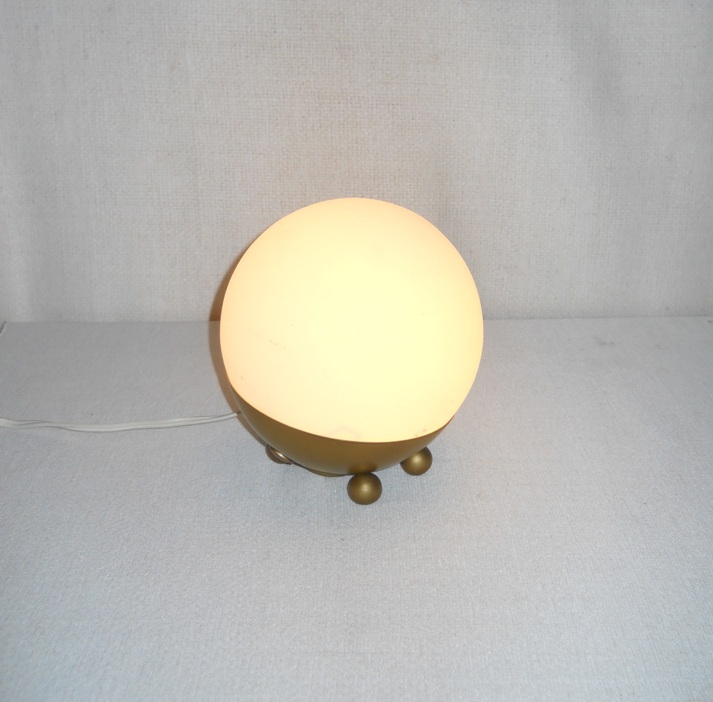 Mini Globe Table Lamp